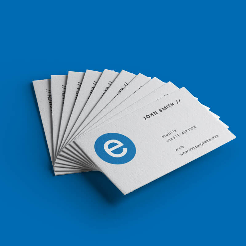 deluxe business card printing
